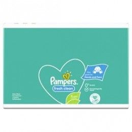 PAMPERS FRESH CLEAN...