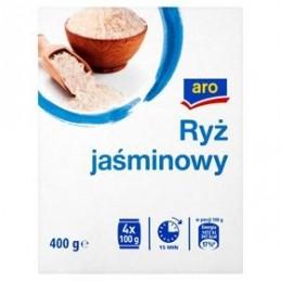 ARO RYŻ JAŚMINOWY (4X100 G)...