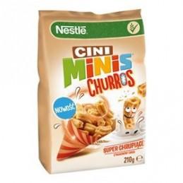 NESTLE CINI-MINIS CHURROS 210G