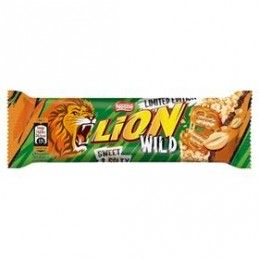 LION BATON WILD PEANUT 30 G