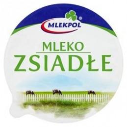 MLEKPOL MLEKO ZSIADŁE 380 G