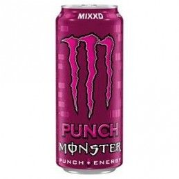 MONSTER PUNCH MIXXD...