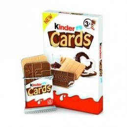 KINDER CARDS BATONIK 25,6 G...