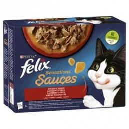 FELIX SENSATIONS SAUCES...