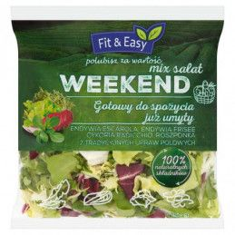 FIT & EASY WEEKEND MIX...