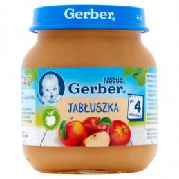 GERBER JABŁUSZKA PO 4...