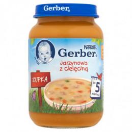 GERBER ZUPKA JARZYNOWA Z...