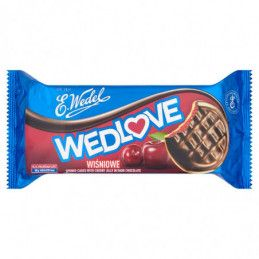 E. WEDEL WEDLOVE WIŚNIOWE...