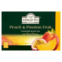 AHMAD TEA HERBATA PEACH &...
