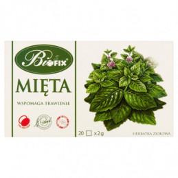 BIFIX MIĘTA HERBATKA...