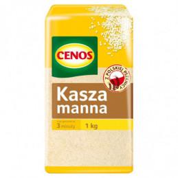 CENOS KASZA MANNA 1 KG