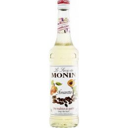 MONIN SYROP AMARETTO 0,7 L