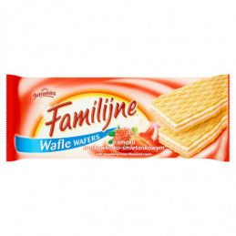 FAMILIJNE WAFLE O SMAKU...