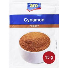 ARO CYNAMON MIELONY 15 G 10...