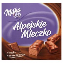 MILKA ALPEJSKIE MLECZKO...