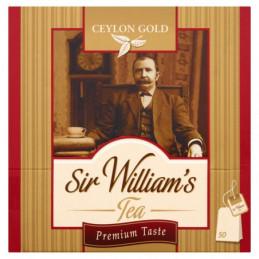 SIR WILLIAM'S CEYLON GOLD...
