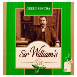 SIR WILLIAM'S GREEN SENCHA...