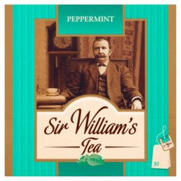 SIR WILLIAM'S PEPPERMINT...