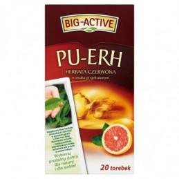 BIG-ACTIVE PU-ERH HERBATA...