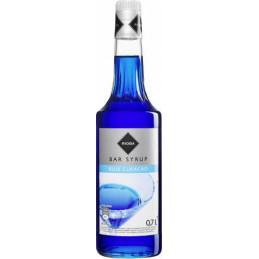 RIOBA SYROP BLUE CURACAO 0,7 L