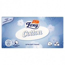 FOXY COTTON ULTRA MIĘKKIE...