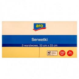 ARO SERWETKI 2-WARSTWOWE...