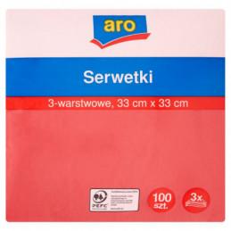 ARO SERWETKI 3-WARSTWOWE...