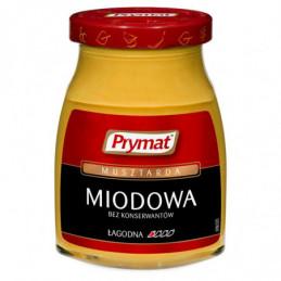 PRYMAT MUSZTARDA MIODOWA 185 G