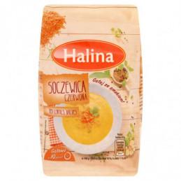 HALINA SOCZEWICA CZERWONA...