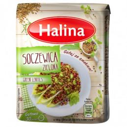 HALINA SOCZEWICA ZIELONA 500 G