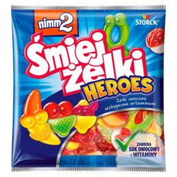 NIMM2 ŚMIEJŻELKI HEROES...