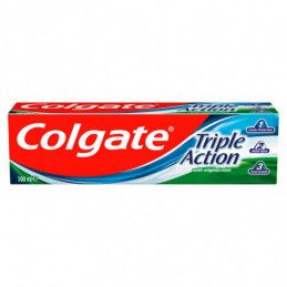 COLGATE TRIPLE ACTION...
