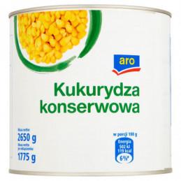 ARO KUKURYDZA KONSERWOWA...