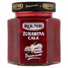 ROLNIK ŻURAWINA CAŁA 300 G