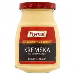 PRYMAT MUSZTARDA KREMSKA 185 G