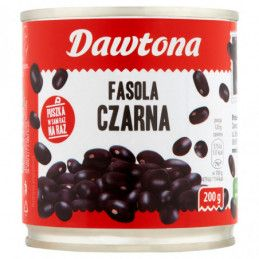 DAWTONA FASOLA CZARNA 200 G