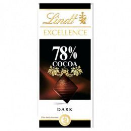LINDT EXCELLENCE 78% COCOA...