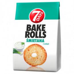 7DAYS BAKE ROLLS...