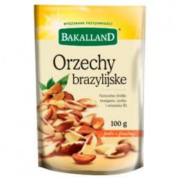 BAKALLAND ORZECHY...