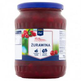 MAKRO CHEF ŻURAWINA 720 G