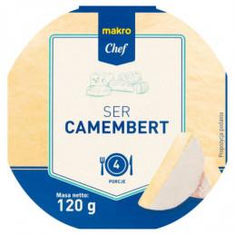 MAKRO CHEF SER CAMEMBERT...