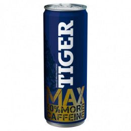 TIGER MAX ENERGY DRINK...