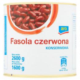 ARO FASOLA CZERWONA 2600 G