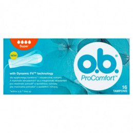 O.B. PROCOMFORT SUPER...