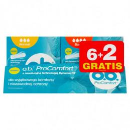 O.B. PROCOMFORT NORMAL 4 X...