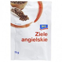 ARO ZIELE ANGIELSKIE 15 G