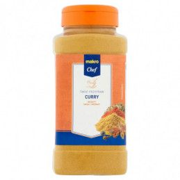 MAKRO CHEF CURRY 440 G