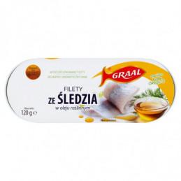 GRAAL FILETY ŚLEDZIOWE W...