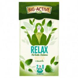 BIG-ACTIVE RELAX HERBATA...