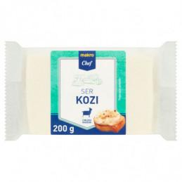 MAKRO CHEF SER KOZI 200 G
